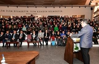 TÜBİTAK Başkanı Prof. Dr. Mandal, Anadolu Üniversitesi...