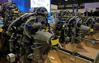 Türkiye'nin ilk yerli ve milli motoru teslim edildi:...