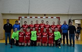 Anadolu Üniversitesi Kadın Hentbol Takımı'ndan...