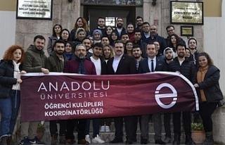 Anadolu Üniversitesi Öğrenci Kulüpleri Koordinatörlüğü...