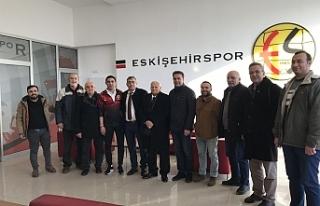 Eskişehir Siirtliler Vakfı'ndan Teknik Direktör...