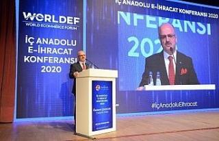 Eskişehir'de 'e-ihracat' konuşuldu