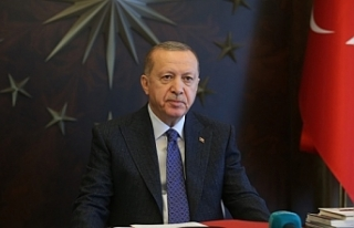 Cumhurbaşkanı Erdoğan'dan camilere yapılan...