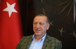 Cumhurbaşkanı Erdoğan'dan gençlere sahte...