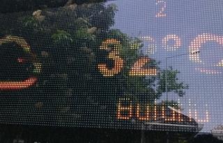 Eskişehir son yılların en sıcak Mayıs ayına...