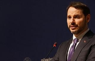 Bakan Albayrak: 'İthalatı azaltıp, ihracatı...