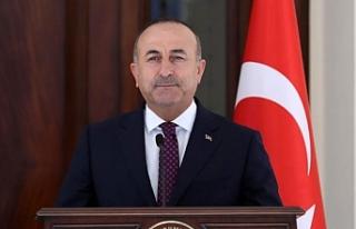 Bakan Çavuşoğlu: 'Covid-19 ile mücadele ederken...