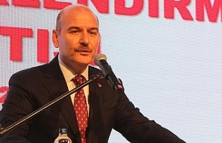 Bakan Soylu, Türkiye içerisindeki son terörist...