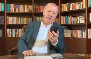 Cumhurbaşkanı Erdoğan'dan koyunları telef...