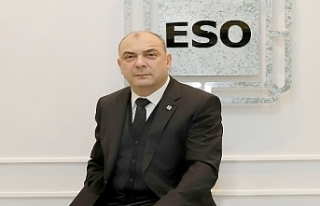 """ESO Başkanı Kesikbaş, """"Sanayi üretimindeki..."""