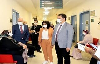 Hastaneler yeniden tüm hasta kabulüne başladı
