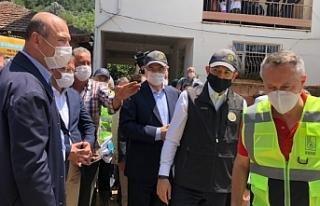 """İçişleri Bakanı Süleyman Soylu: """"Yaraların..."""