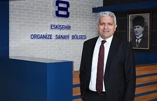 OSB Başkanı Nadir Küpeli; ESART A.Ş. başarılarına...