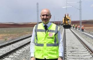 Sivas Eskişehir Yüksek Hızlı Tren (YHT) Projesi...