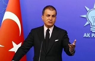 AK Parti Sözcüsü Çelik: 'Yunanistan'da...