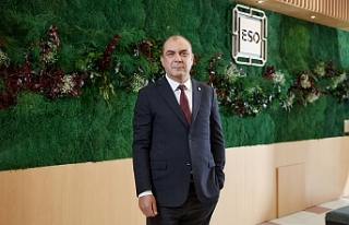 "ESO Başkanı Kesikbaş, ""Eskişehir ihracatı..."