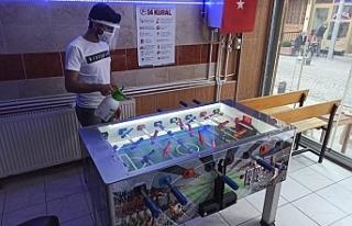 İnternet kafe ve elektronik oyun salonu işletmecileri...