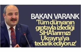 Bakan Varank: 'Tüm dünyanın gıptayla izlediği...