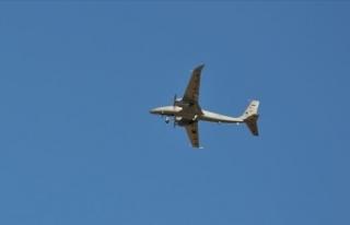 Bayraktar AKINCI TİHA savaş uçaklarının yükünü...