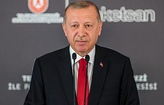 Cumhurbaşkanı Erdoğan: 'Bu milletin 60 senesini...