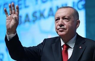Cumhurbaşkanı Erdoğan: 'Türkiye'yi küresel...