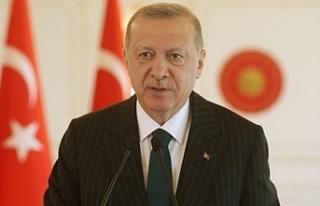 Erdoğan: '30 Ağustos zaferiyle bu toprakların...