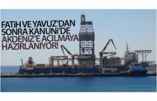 Fatih ve Yavuz'dan sonra Kanuni de Akdeniz'e...