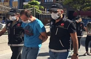 Firari şüpheliler Narkotim tarafından yakalandı