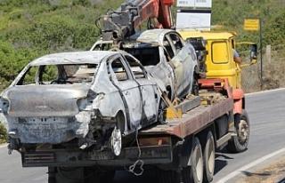 İzmir'deki yangında bilanço ağır oldu: 58...