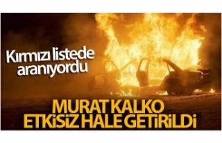 PKK'nın sözde Hakurk Eyalet sorumlusu ile 6...