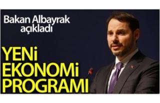 Bakan Albayrak'tan 'Yeni Ekonomi Programı'...