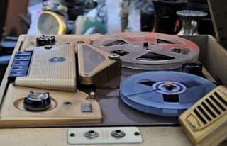 İkinci Dünya Savaşı'nda kullanılan ses kayıt...