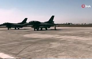 Kuzey Kıbrıs'ta icra edilen 'Şehit Yüzbaşı...