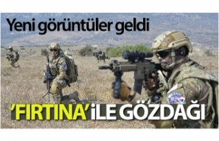 MSB, Şehit Yüzbaşı Cengiz Topel Akdeniz Fırtınası-2020...