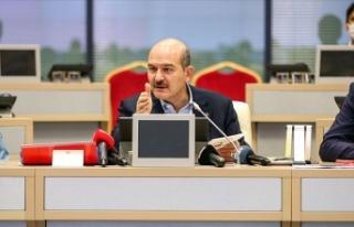 İçişleri Bakanı Soylu: Asıl mesele yıkılmayan...