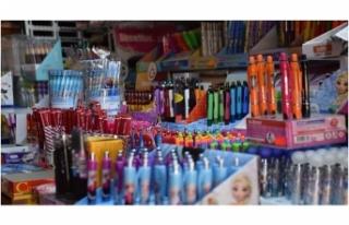 Kırtasiye alışverişlerinde kanserojen ürünlere...
