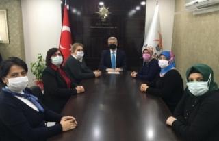 Acar'dan 25 Kasım Kadına Yönelik Şiddete...