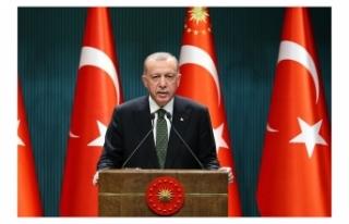 Başkan Erdoğan açıklama yapacak