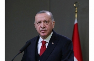 Başkan Erdoğan CAATSA Türkiye'ye yapılan...