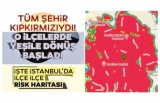 İstanbul'da koronavirüs vakaları yüzde 25...