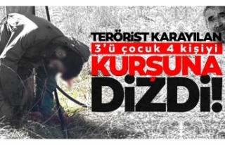 Murat Karayılan 4 çocuğu infaz edip timsah gözyaşı...