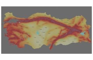 Türkiye'nin yüzde 71'i deprem riskine...