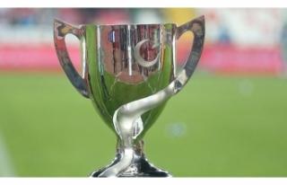 Ziraat Tükiye Kupası'nda son 16 eşleşmeleri...