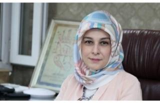 AK Parti Odunpazarı Kadın Kolları İlçe Başkanı...