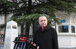 Başkan Erdoğan'dan 'yan etki' açıklaması:...