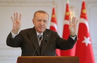 Başkan Erdoğan'dan yerli koronavirüs aşısı...