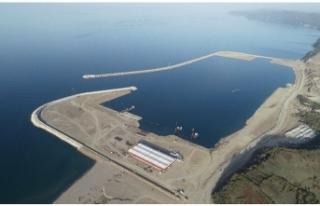 Filyos Limanı Türkiye'nin yeni enerji üssü...