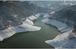 Kar yağışının barajlarındaki doluluk etkisi...