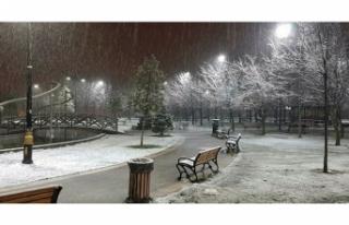 Meteoroloji'den kar yağışı uyarıları geldi