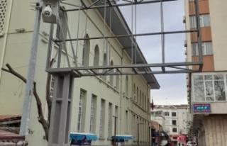 Yeşil Hamamyolu'nun betona çevrilmesi